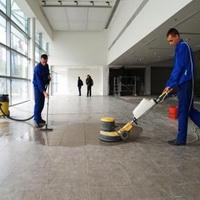 Полировка и уход за напольными покрытиями