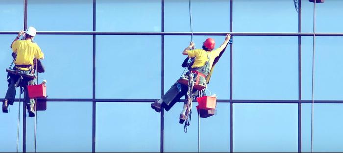 Работа в москве вакансии промышленный альпинист